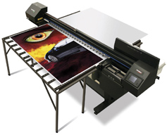 colorspan 72UVR img 032 Print Panel Banner, Poster, canvas printing